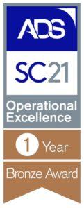 asd sc21 award
